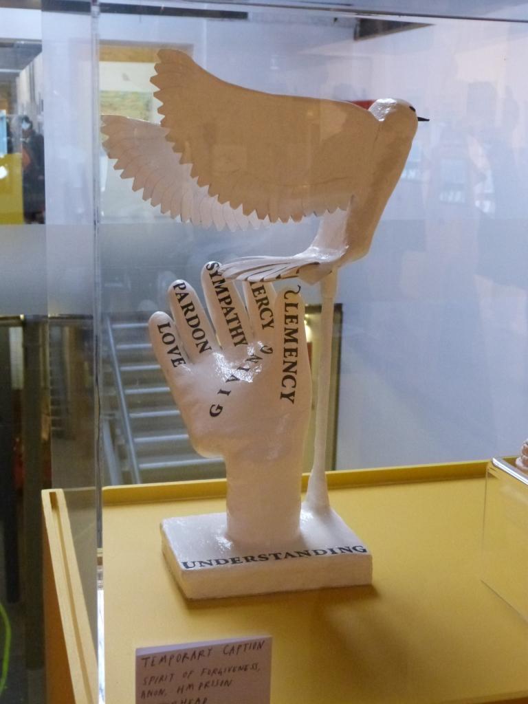 Spirit of Forgiveness by Anon, HMP Peterhead.