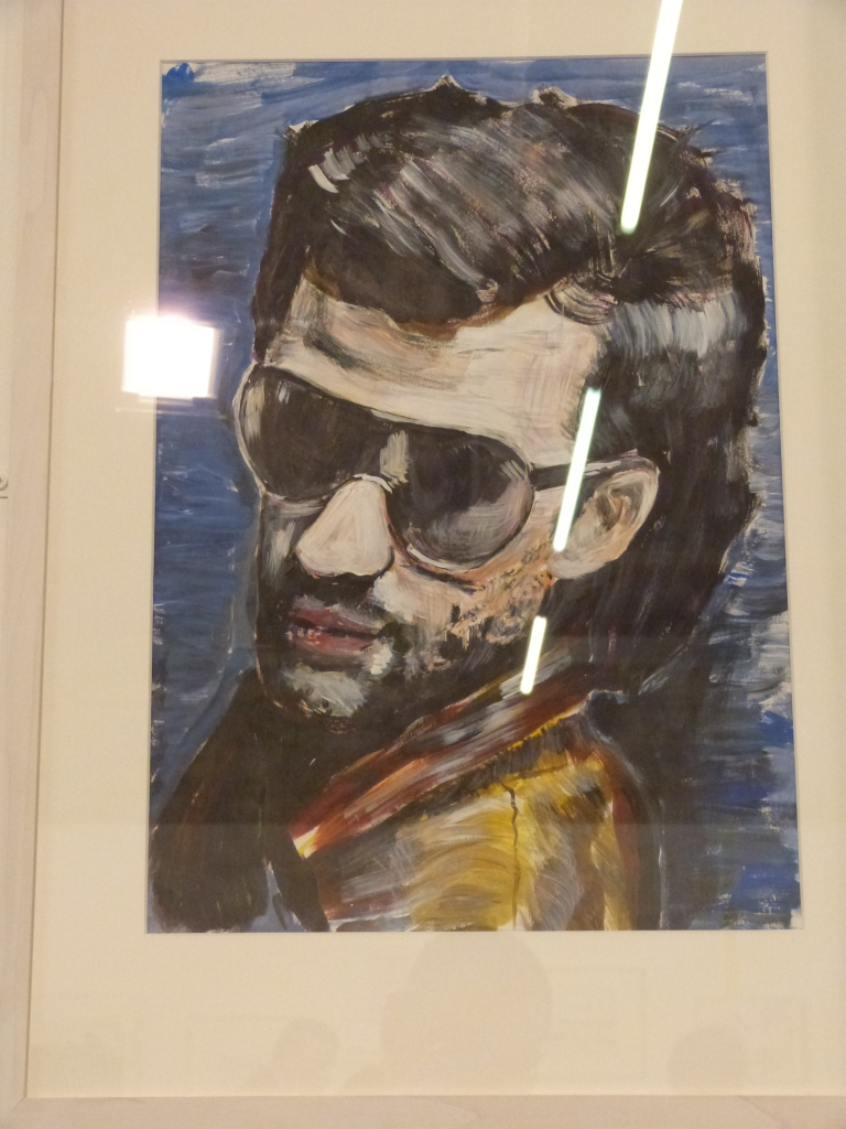 Cool Dude by Stuart, HMP Addiewell.