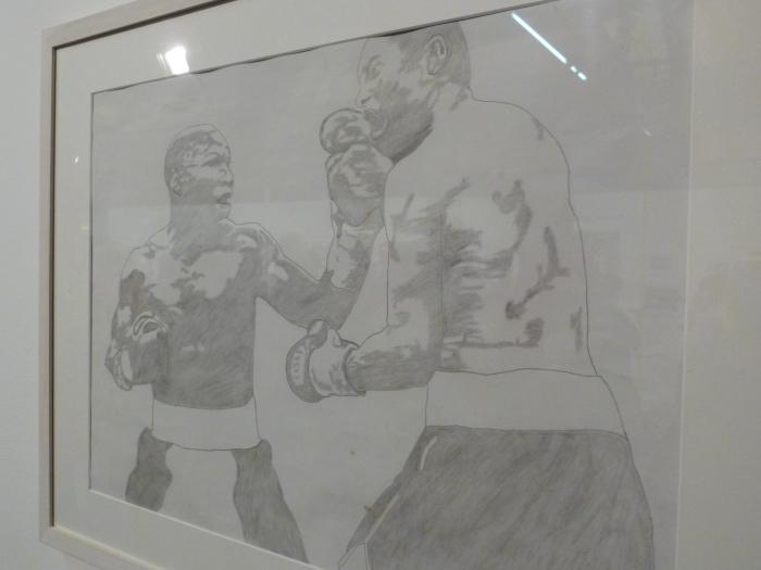 Boxers. Dayne from HMP reenock