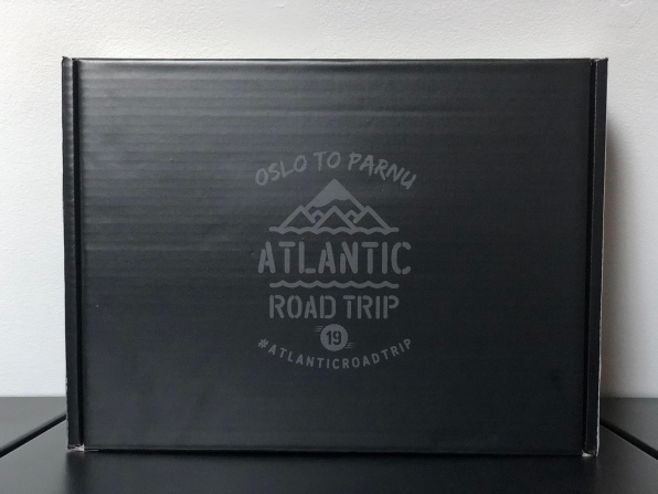 Atlantic Road Trip 2019 Box