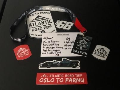 Atlantic Road Trip